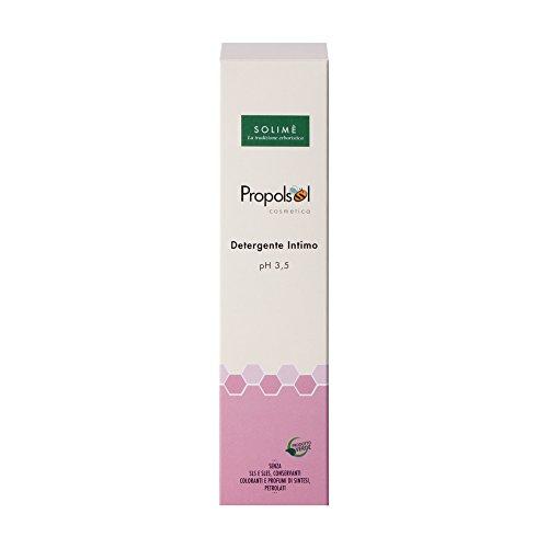 Propolsol detergente intimo lenitivo e deodorante alla propoli e limone 200 ml - Prodotto erboristico made in Italy