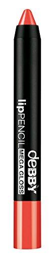 Set 6 DEBBY Lip Pencil Mega Gloss 10 Make-Up Labbra