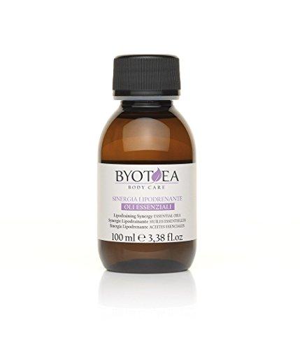 Byothea Body Care Sinergia Lipodrenante Olio Essenziale - 100 Ml