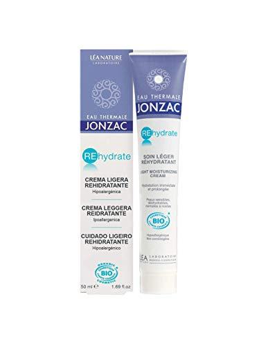Jonzac Eco-Bio Crema Texture Leggera Pelle Normale E Misto 50 ml Bio 50 ml