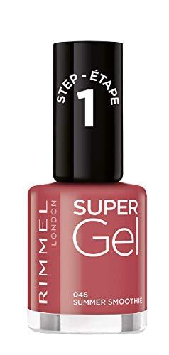 Rimmel London Super Gel - Smalto Per Unghie (Summer Smoothe) - 12 Ml