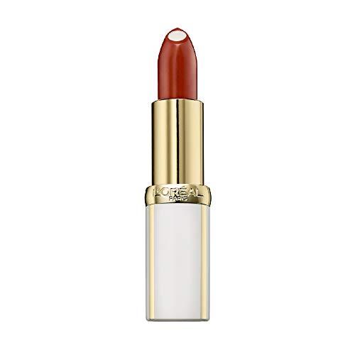 L'Oréal Paris Age Perfect Rossetto # 299 Pearl brick, cura intensiva e lucentezza in rosso intenso, 4,8 g