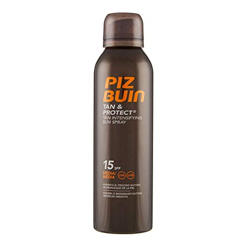 Tan & Protect Intensifying Spray Spf15 150 Ml