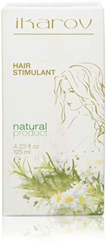 Ikarov, stimolante per capelli con oli essenziali di bergamotto/ylang ylang/lavanda, 125ml