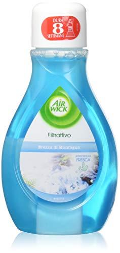 Air Wick Filtrattivo Deodorante per l'Ambiente - Brezza di Montagna