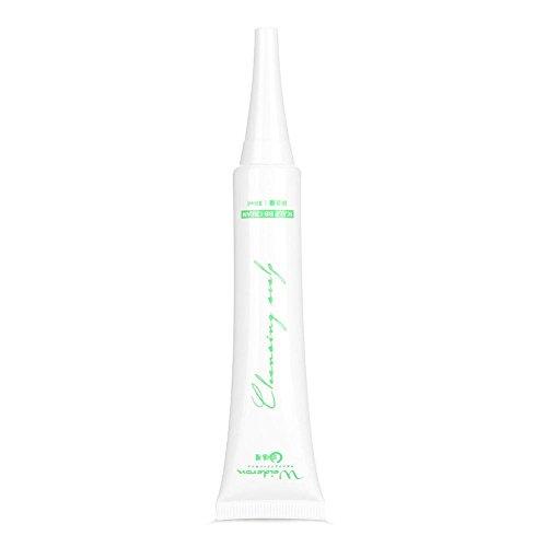 Crema protettiva per cuoio capelluto non raffinato naturale di alta qualità, protezione protettiva per capelli Colla Shampoo protettivo per capelli 30ML