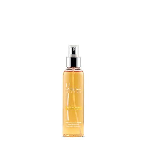 Millefiori Milano Spray Profumato per Ambiente, Fragranza, Legni e Fiori D'arancio, 150 ml