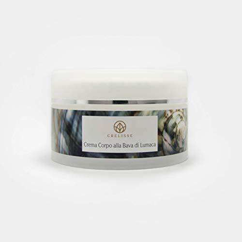 Creme Corpo professionali donna - Made in Italy - Biologici Crelisse 250ml (Crema Corpo alla Bava di Lumaca)