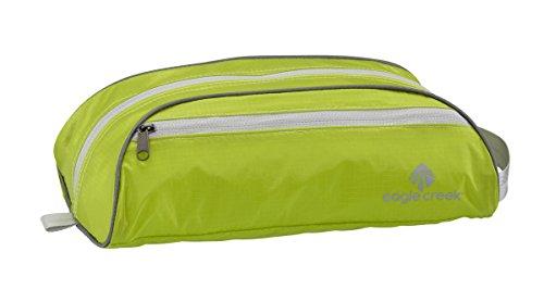 Eagle Creek Wash bag Pack-It Specter Quick Trip Toiletry Organizer, strobe green Beauty Case, 43 cm, 3 liters, Verde (Strobe Green)