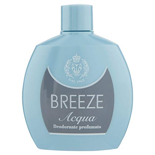 Breeze Acqua Deodorante Profumato, 100ml