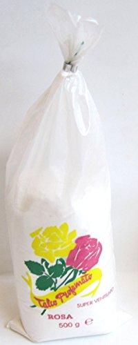 Ondaline Talco Profumato Rosa Super Ventilato - 500 g