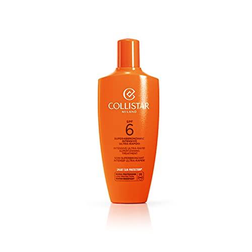 Collistar Superabbronzante Intensivo Ultrarapido SPF6, 200 ml