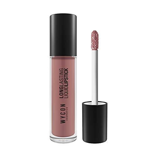 WYCON cosmetics LIQUID LIPSTICK rossetto liquido dal finish opaco (77 dolce)