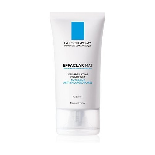 LA ROCHE-POSAY EFFACLAR MAT 40ml , Sebo-regulating moisturiser. Anti-shine, anti-enlarged pores. Reduce pores and sebum flow. And keep skin matt. Product of France