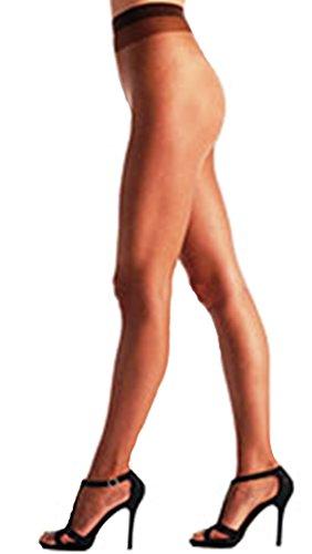 Oroblu collant donna suntime effetto abbronzatura (Nudo, L)