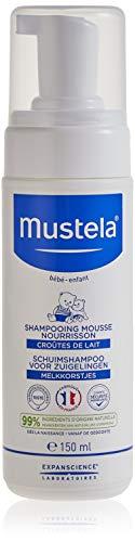 Mustela Shampoo Mousse 2019-150 Gr