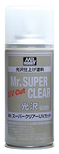 Mr. Super Clear UV Cut Gloss 170 ml (Spray)