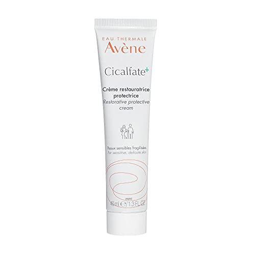 Avène Cicalfate+ Crema Riparatrice per Pelle Sensibile e Irritata, 40 ml