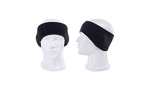 Fendii - Fascia per orecchie in pile termico elastico antivento invernale