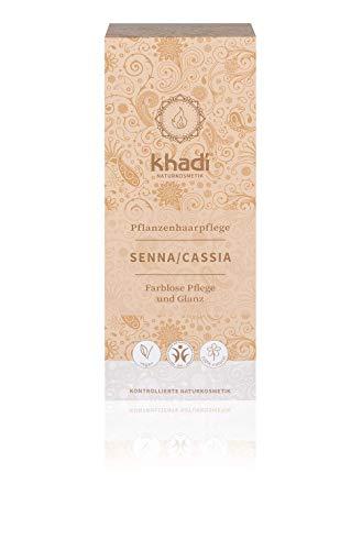 Khadi Bio - Colore vegetale capelli Senna 100 gr