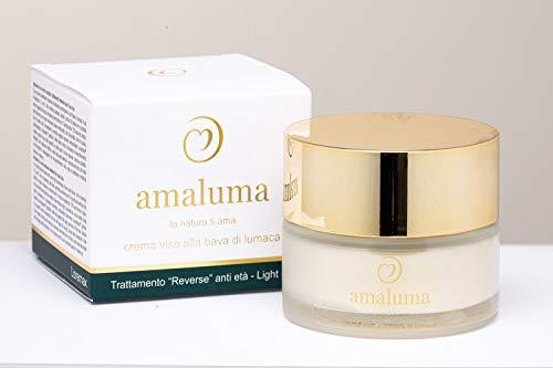 Crema viso alla bava di lumaca con potenti anti-age: Argilerine, Leuphasyl, Nano Liposomi antiossidanti e Acido Ialuronico a 3 pesi molecolari