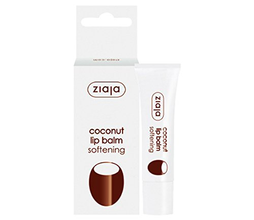 Ziaja - Balsamo per le labbra al cocco - 01045-10 ml