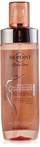 Biopoint Beauty Oil (Aroma Rosa, mandorle e tsubaki) - 250 ml
