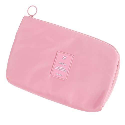 7 Style Cosmetic Bag Women Necessaire Make Up Bag Travel Waterproof Portable Flamingo Makeup Bag Kit da toilette Rosa
