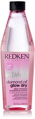 Redken Diamond Oil Glow Dry Shampoo, 1er Pack (1X 300ML)