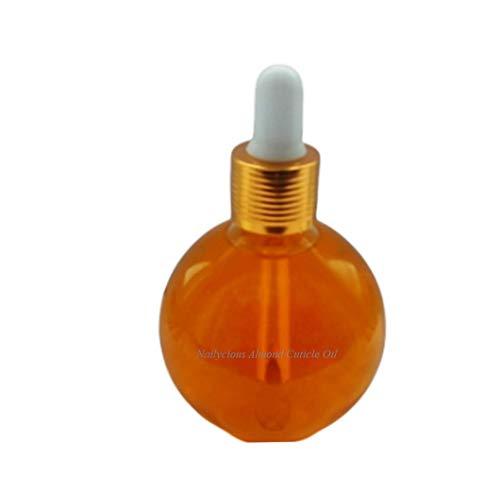 Olio di mandorle per cuticole 75ml, 70,9g (misura salone professionale).