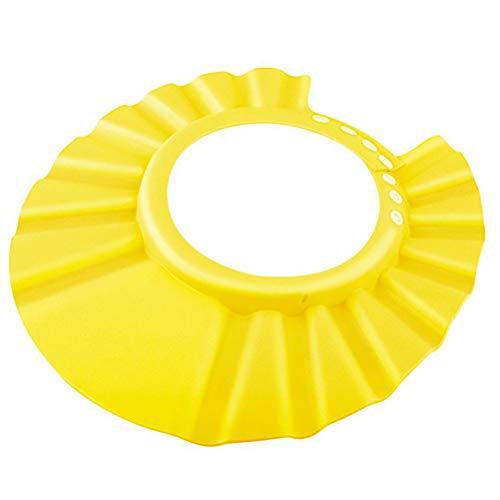 Kylewo Baby Shampoo Protection, Cuffia per Doccia Cuffia per Doccia Cuffia da Bagno Protezione per Gli Occhi Doccia Protezione per Il Bagno Cuffie morbide Cappello per Bambini Piccoli