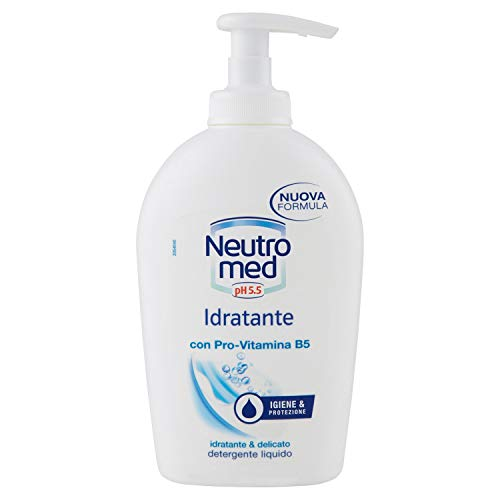 Neutromed - Detergente Liquido, Idratante con Pro-Vitamina B5 - 300 ml