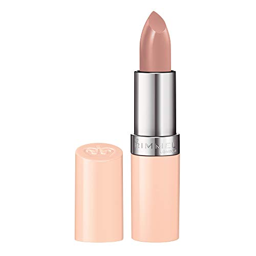 Rimmel London Lasting Finish Lipstick by Kate Nude Collection, 45 Rosa Nude, 4g