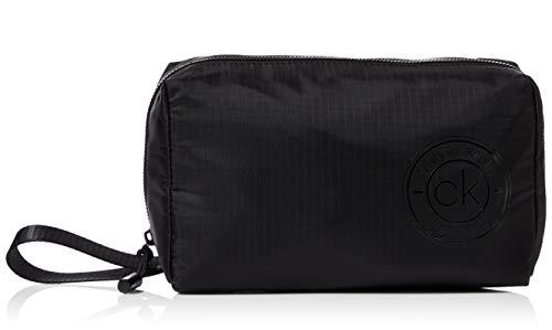 Calvin Klein Availed Washbag - Organizer borsa Uomo, Nero (Blackwhite Black), 1x1x1 cm (W x H L)