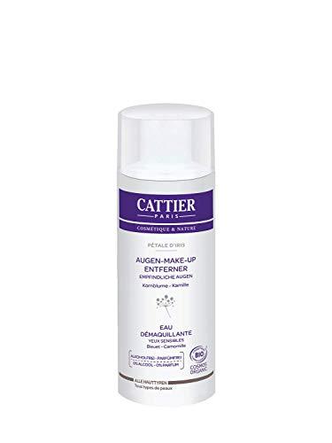 Cattier, Pètale d`Iris, Struccante occhi, 150 ml