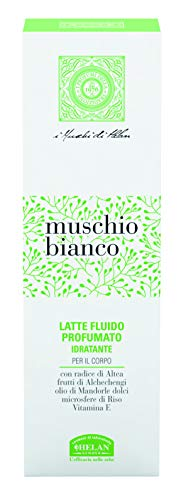 Helan - Muschio Bianco Latte Fluido Profumato 200 mL
