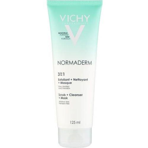 Vichy Normaderm 3 in 1 Detergente - 125 ml