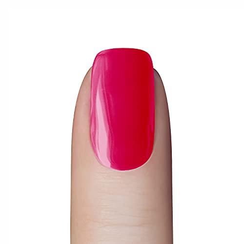 Clara Cosmetics pellicola per unghie 'Melon' - smalto adesivo per unghie, 25 strisce di unghie adesive, foglie per le unghie, Nail Wraps, Nail Art, Nail Sticker, lunga durata