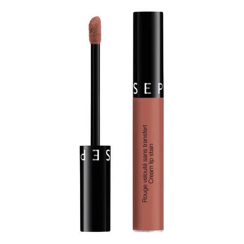 Sephora – Rossetto Cream Lip Stain No-Transfer Rosso effetto Vellutato – 23 copper blush
