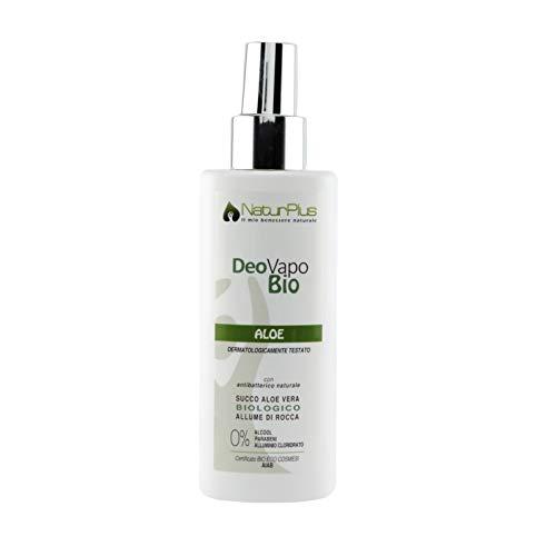 NaturPlus Deodorante Bio Vapo Lux Aloe - 100 ml
