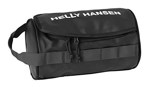 Helly Hansen Hh Wash Bag 2, Borsa Unisex Adulto, Nero 990, 25 x 15 x 25 cm