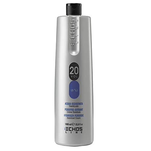 Echosline Professional 20 Vol. Acqua Ossigenata - 1000 ml