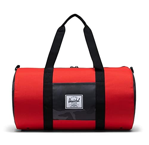 Herschel Supply Company AW15 HOL - Borsone sportivo, Fiery Red/Night Camo (Rosso) - 10251-04686-OS