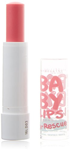 Maybelline Baby Lips Dr Rescue Lip Balm Number 40, Pink Me Up [Versione inglese]
