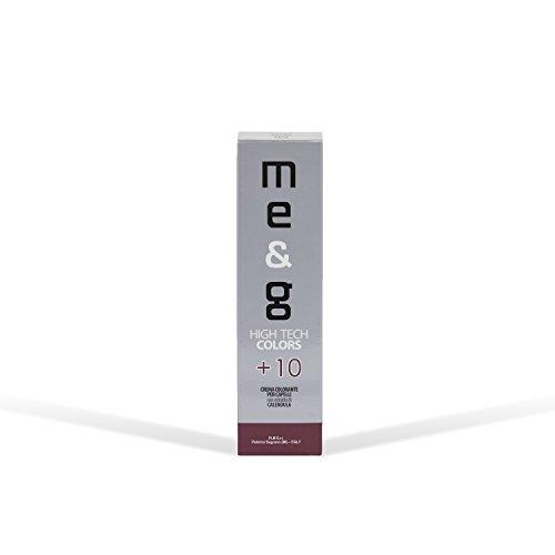 Me&G Crema Colorante Per Capelli Con Estratto Di Calendula 100 Gr + 10 (5 Tabacco Scuro)