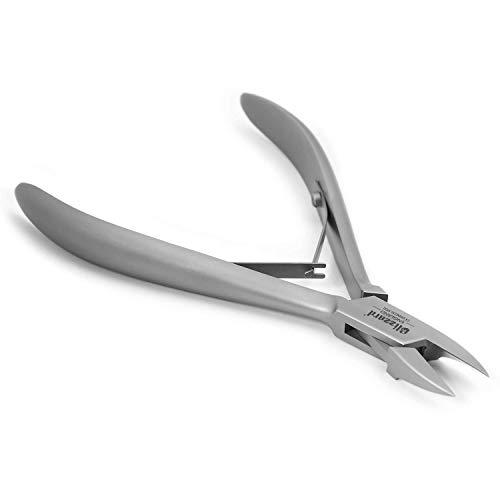 Blizzard Tagliaunghie Professionale - Tronchese per Unghie dei Piedi Incarnite - Taglio Retto - CE strumento chirurgico per Podologi - Fabbricato in acciaio inossidabile Tedesco 13 cm