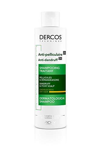 VICHY Dercos Shampoo Antiforfora Per Capelli Secchi 200 ml