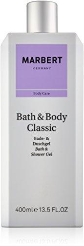 Marbert Bath & Body Classic femme / donna, Bath & Shower Gel, 1er Pack (1 x 400 ml)