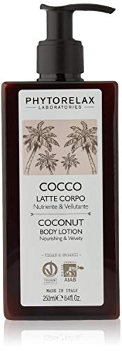 Phytorelax Laboratories Cocco Vegan & Organic Latte Corpo - 250ml,6022180