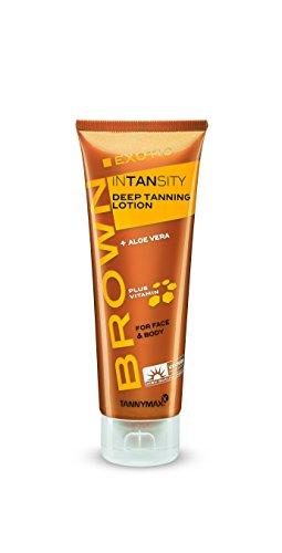 Esotico Tannymaxx Intansity profondo Tanning Lotion, 1er Pack (1 x 125 ml)